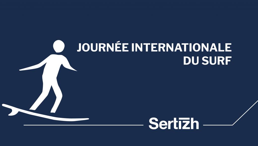 Journée internationale du surf - Sertizh - sports - loisirs